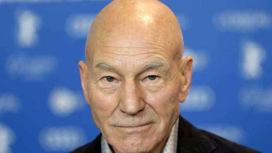when will patrick stewart's new star trek series be airing?