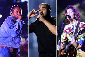 2019 grammy nominations: kendrick lamar, drake and brandi carlile lead as major categories expand