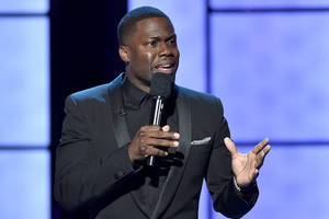 glaad: kevin hart 'shouldn't have stepped down; he should have stepped up' as oscars host
