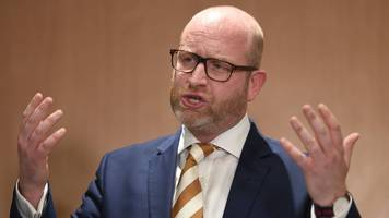 paul nuttall quits ukip over tommy robinson role