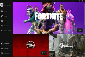 epic's pc game store is live now
