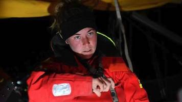 Susie Goodall's emergency call: 'I've hit my head & the boat is destroyed'
