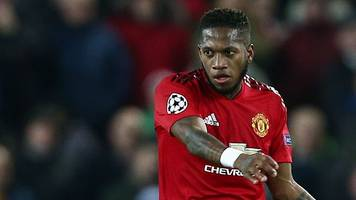 Manchester United: Fred must waited until team 'better balanced' - Mourinho