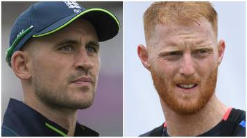 ben stokes & alex hales fined over bristol fight