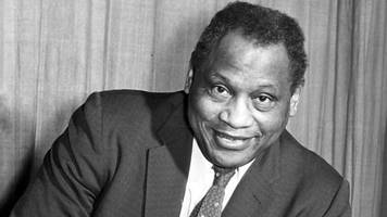 Exhibition marks Mountain Ash Paul Robeson concert