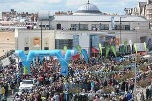 tour de yorkshire 2019 route, times, dates and where to watch
