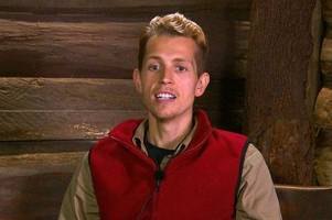 james mcvey blasts i'm a celebrity campmates for 'acting for the cameras'