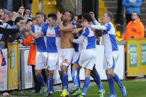 former bristol rovers, port vale, afc wimbledon and cheltenham town attacker signs for his 24th club