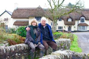 stanley and rachel johnson to star in river exe walk show next week - and yes they do mention brexit