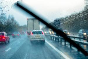 does driving during a weather warning affect your car insurance? we asked an expert