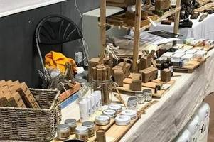 new market stall sells plastic-free products