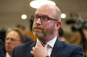 ex-ukip leader paul nuttall quits party in protest - and here's why