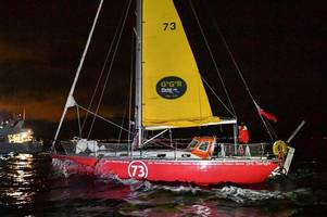 family of falmouth sailor susie goodall stranded in pacific issues update on her drama