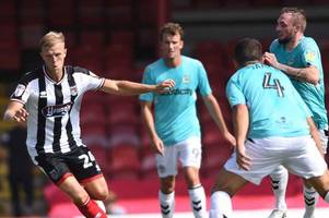 new date for grimsby town's league two game against forest green rovers in january