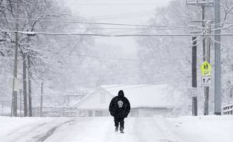 Winter Storm Will Hit Half Of The US This Weekend