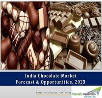 india chocolate market to witness 16% cagr until 2023: techsci research