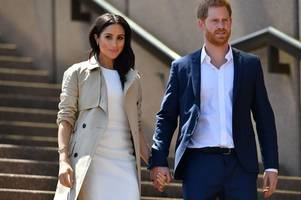 neo-nazis call for prince harry to be killed for mixed-race meghan markle marriage