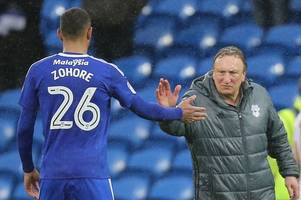 the kenneth zohore comments that are all too familiar for cardiff city and how neil warnock's stance on the striker has never really changed