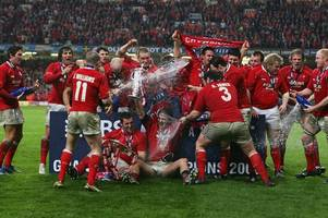 the new lives of wales' 2008 grand slam squad and the only six members who are still playing now