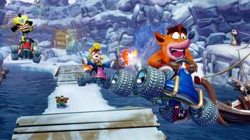 crash team racing nitro-fueled is the ps1 fan favorite, remastered