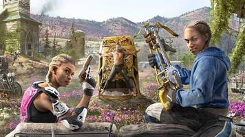 far cry new dawn leaked for dec. 7 release