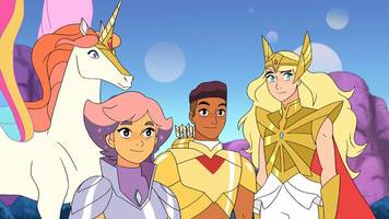 How Netflix's She-Ra paid its respects to horse girls