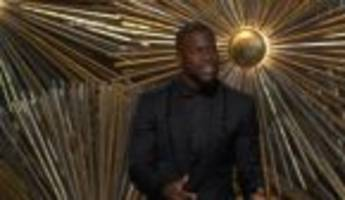 WATCH:  Kevin Hart steps down as 2019 Oscars host