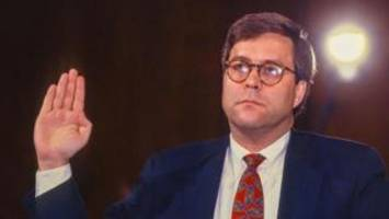 William Barr nominated by Donald Trump to be US attorney general