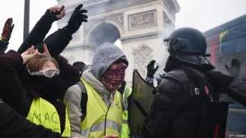 Yellow vests: France protests 'created a monster', says minister