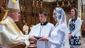 Consecrated virgins: 'I got married to Christ'