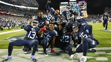 NFL: Derrick Henry has gigantic night for the Tennessee Titans