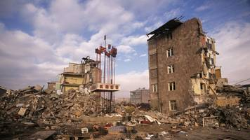 the earthquake that devastated armenia in 1988