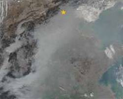 fighting smog supports solar power