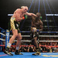 boxing: deontay wilder frustrated at failure to deliver