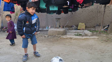 Famous Young Afghan Messi Fan Threatened by Taliban, Forced to Flee Home
