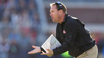 report: liberty university hires former ole miss coach hugh freeze