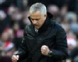 mourinho jokes about lack of water at man utd: are we saving money for january?