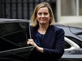 amber rudd says 'norway plus' option is a 'plausible' alternative to theresa may's brexit deal