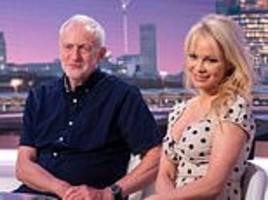 eu must be joking! baywatch icon pamela anderson backs jeremy corbyn to sort out brexit crisis