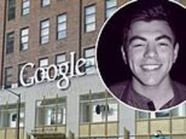 Google software engineer, 22, is mysteriously found dead at NYC headquarters