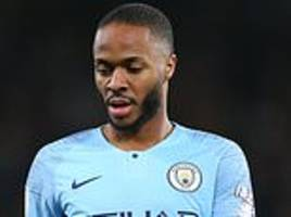 Met Police confirm investigation into incident of alleged racist towards Man City's Sterling