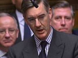 rees-mogg urges tories to back a 'unity' leadership team of boris johnson and amber rudd