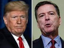 trump tells lawmakers to force comey to answer their questions after capitol hill appearance