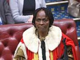 how the mother of a disgraced labour mp is now a peer