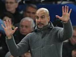 'We were outstanding except for five-eight minutes': Pep Guardiola rues Man City's luck at Chelsea
