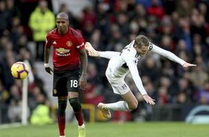man united beats fulham 4-1 to end 4-match epl winless run