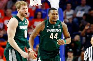Michigan State holds off Florida for 63-59 victory