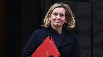 brexit: 'norway plus' a plausible plan b, says amber rudd