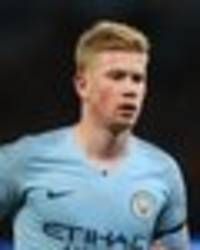 man city news:  pep guardiola issues kevin de bruyne return update on eve of chelsea clash