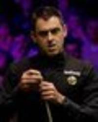 Ronnie O'Sullivan vs Tom Ford LIVE updates: Latest from UK Championship snooker semi-final